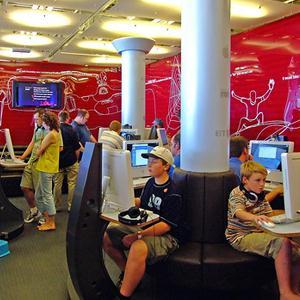 Интернет-кафе Электрогорска