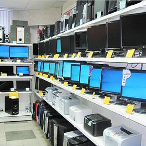 Компьютерные магазины Электрогорска