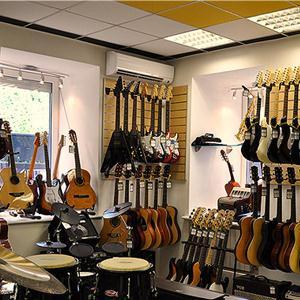 Музыкальные магазины Электрогорска