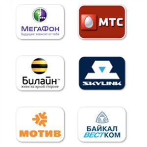 Операторы сотовой связи Электрогорска
