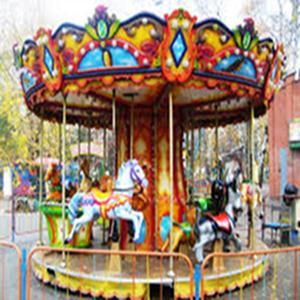 Парки культуры и отдыха Электрогорска