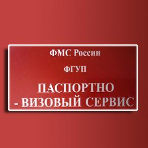Паспортно-визовые службы Электрогорска