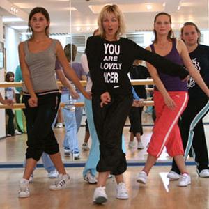 Школы танцев Электрогорска
