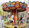 Парки культуры и отдыха в Электрогорске